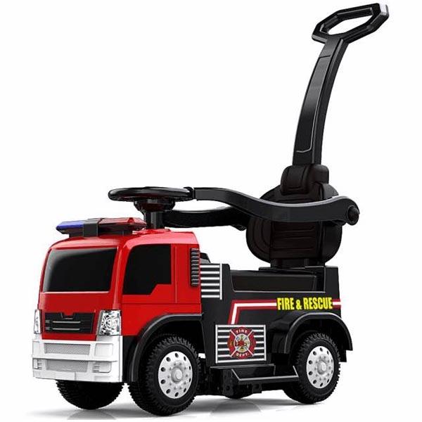 Guralica  za decu vatrogasni kamion model 458 - ODDO igračke