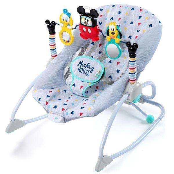Kids II Mickey Mouse Ležaljka/Ljuljaška 10327 - ODDO igračke