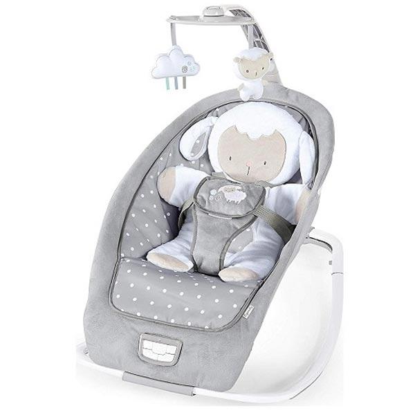 Kids II Cuddle Lamb Ležaljka/Ljuljaška 12118 - ODDO igračke