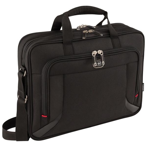 Torba za laptop 16inča Prospectus Wenger 600649 crna - ODDO igračke