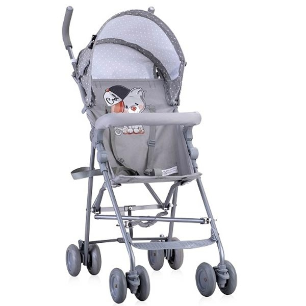 Kolica Light Grey Cool Cat Bertoni 10020471935 - ODDO igračke