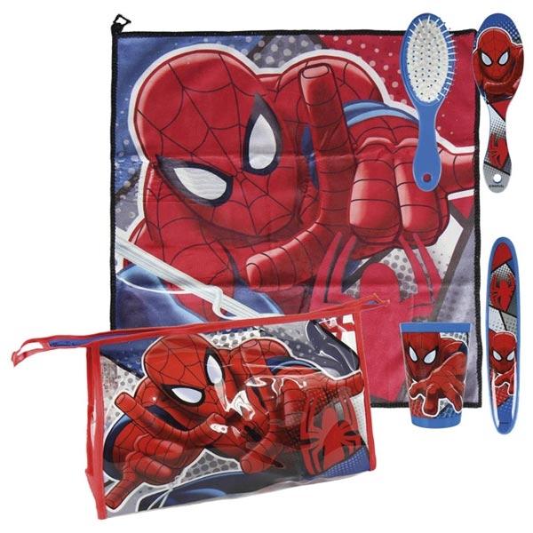 Torbica-neseser set 4/1 Spiderman Cerda 2500000741 - ODDO igračke