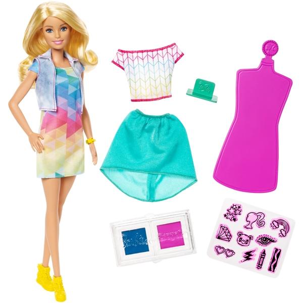 Barbie Lutka Crayola FRP05 - ODDO igračke