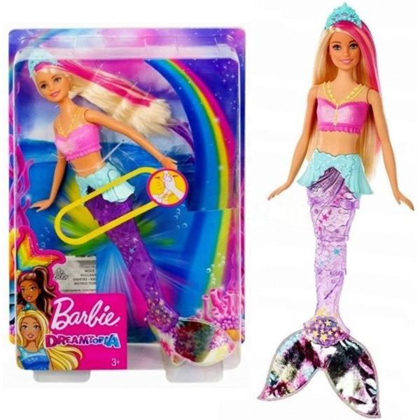 Barbie Lutka Dreamtopia morska sirena GFL82/GGX19 - ODDO igračke