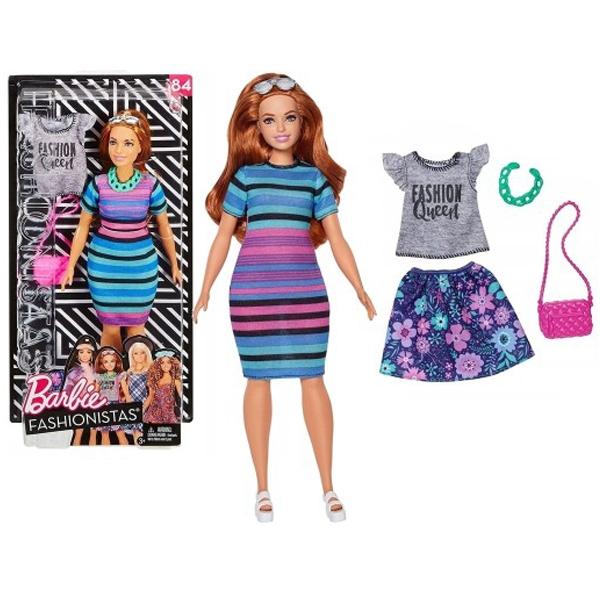 Barbie Lutka Fasionistas FJF69 - ODDO igračke