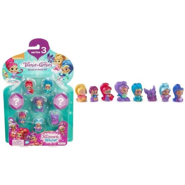 Smimmer & Shine set lutkica 8pcs DTK53 - ODDO igračke