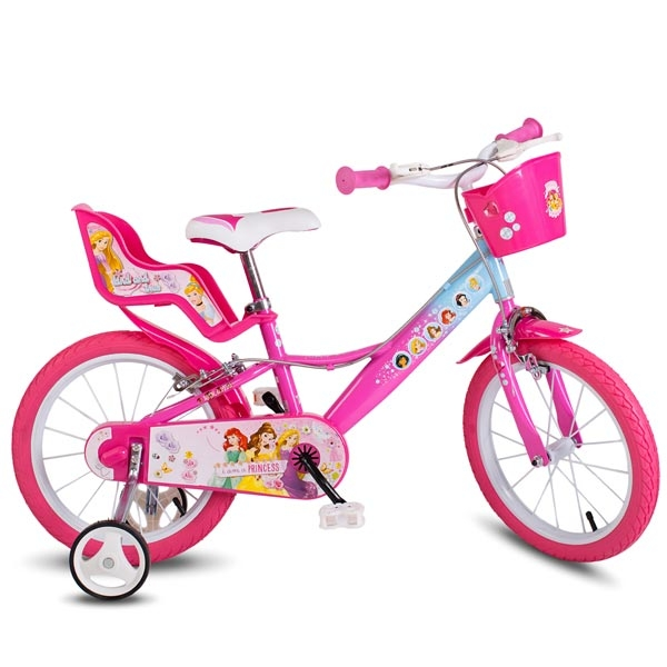 """Bicikla za decu 16"""" Disney Princess model 712 - ODDO igračke"""