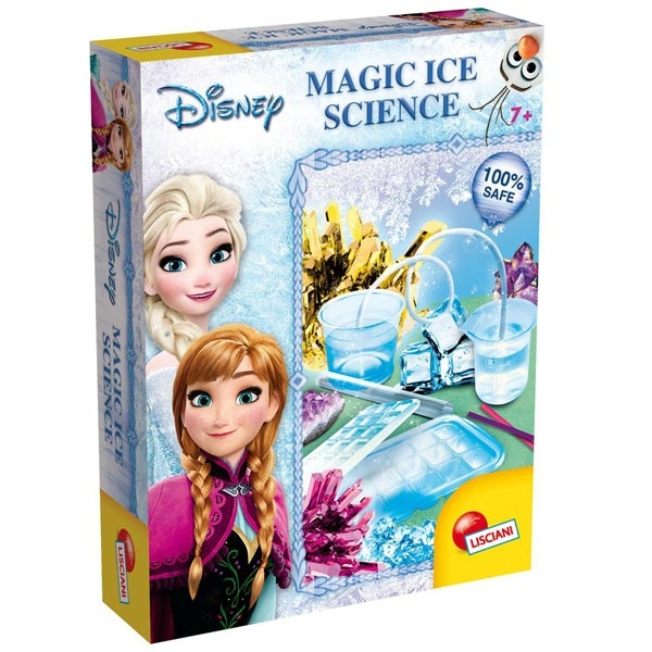 Frozem Edu set Magic Ice Science Lisciani 73160 - ODDO igračke