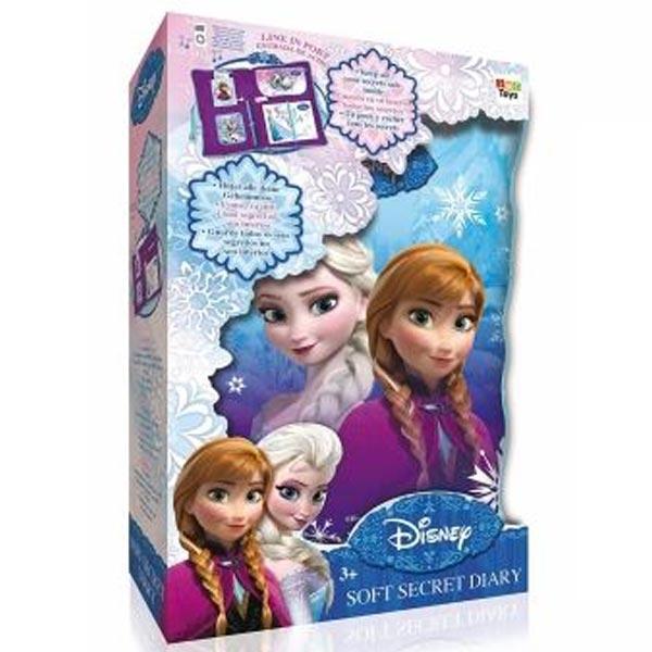 Frozen Tajni dnevnik jastuk 16781 - ODDO igračke