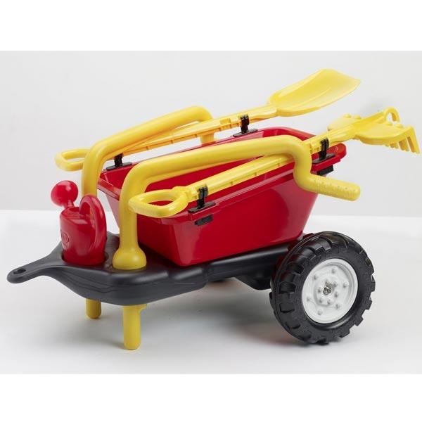 Kolica Prikolica baštenska Falk 295 - ODDO igračke