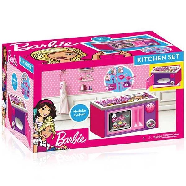 Mikrotalasna Barbie Dolu 016157 - ODDO igračke