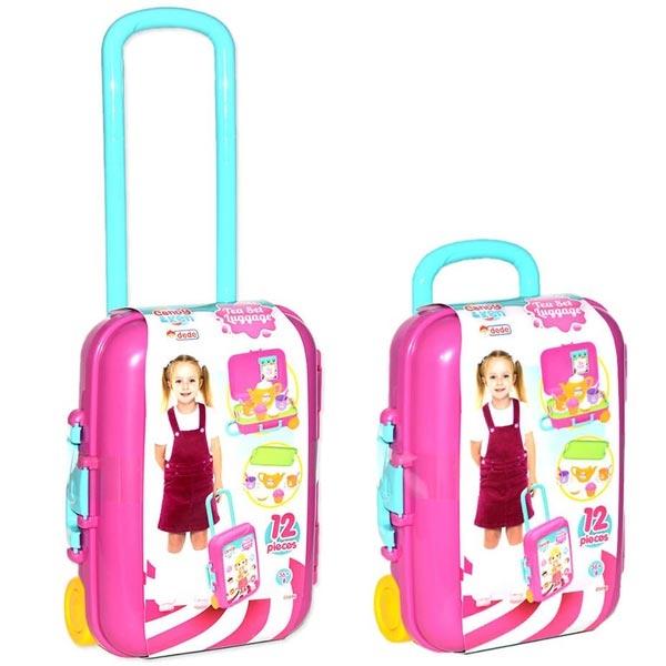 Čaj set u koferu Dede 034967 - ODDO igračke