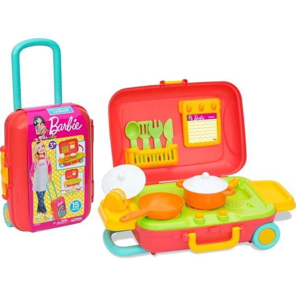 Kuhinjski set u koferu Barbie Dede 034783 - ODDO igračke