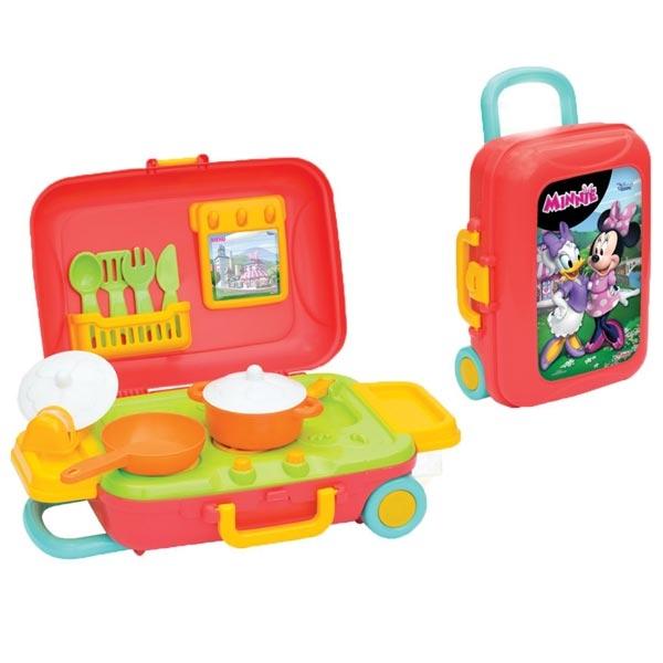 Kuhinjski set u koferu Minnie Dede 034790 - ODDO igračke