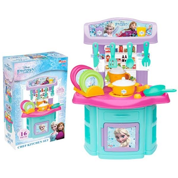 Kuhinja set DEDE Frozen 035650 - ODDO igračke