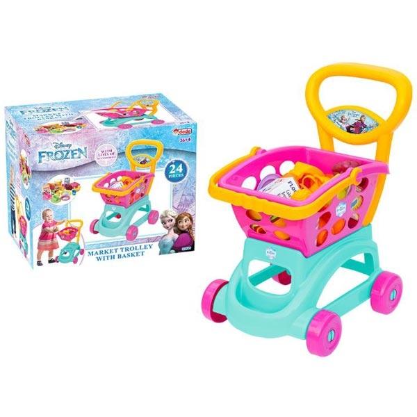 Market kolica Frozen Dede 035995 - ODDO igračke
