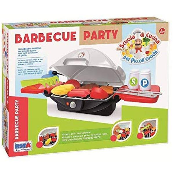 Roštilj set Barbecue Party 103765 - ODDO igračke