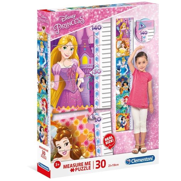 Clementoni Puzzla visinomer Disney Princess 30pcs 20328 - ODDO igračke