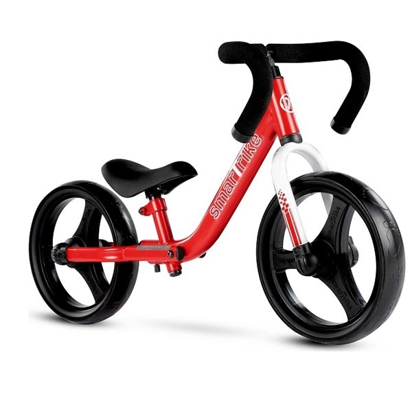 Bicikl Smart Trike Folding - Balance Bike Red 1030500 - ODDO igračke