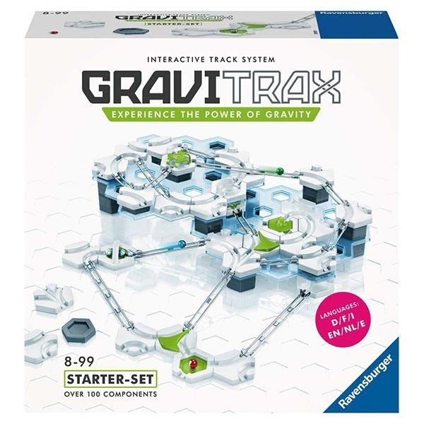 GraviTrax Starter set - Oseti Snagu Gravitacije - Ravensburger društvena igra RA27597 - ODDO igračke