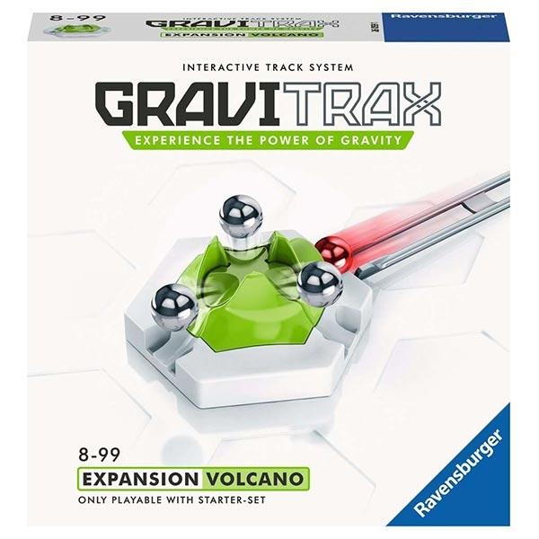GraviTrax Volcano Dodatak - Oseti Snagu Gravitacije - Ravensburger drustvena igra RA26059  - ODDO igračke