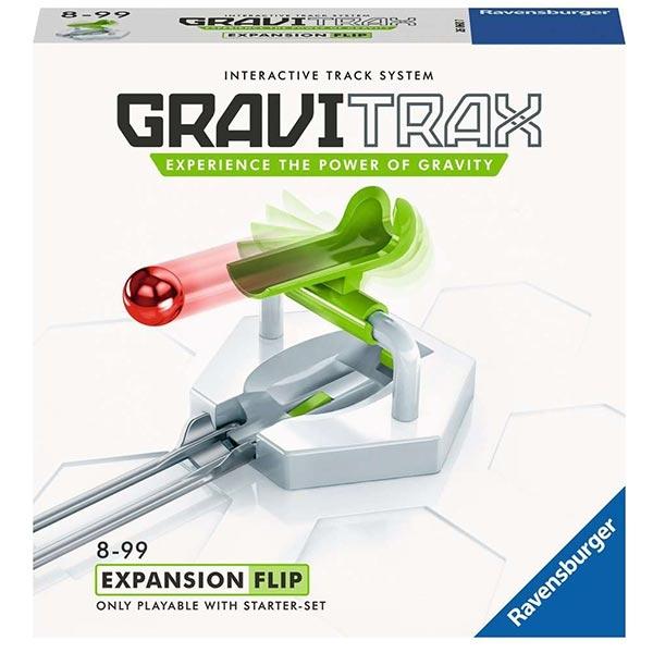 GraviTrax Flipper Dodatak - Oseti Snagu Gravitacije - Ravensburger drustvena igra RA26060 - ODDO igračke