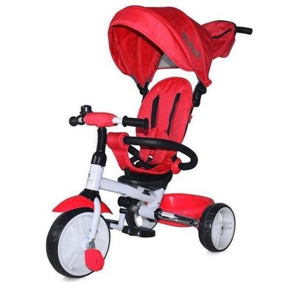 Tricikl Moovo Red Bertoni 10050470004 - ODDO igračke