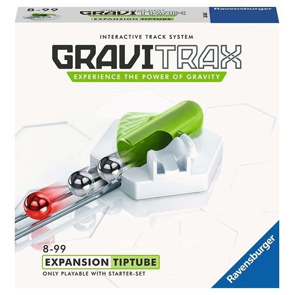 GraviTrax Tip Tube Dodatak - Oseti Snagu Gravitacije - Ravensburger društvena igra RA26062 - ODDO igračke