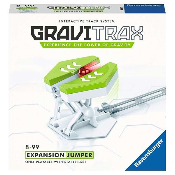 GraviTrax Jumper Dodatak - Oseti Snagu Gravitacije - Ravensburger društvena igra 26156 - ODDO igračke