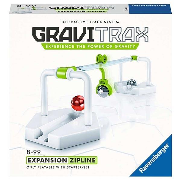 GravitTrax Zipline Dodatak - Oseti Snagu Gravitacije - Ravensburger društvena igra RA26158 - ODDO igračke