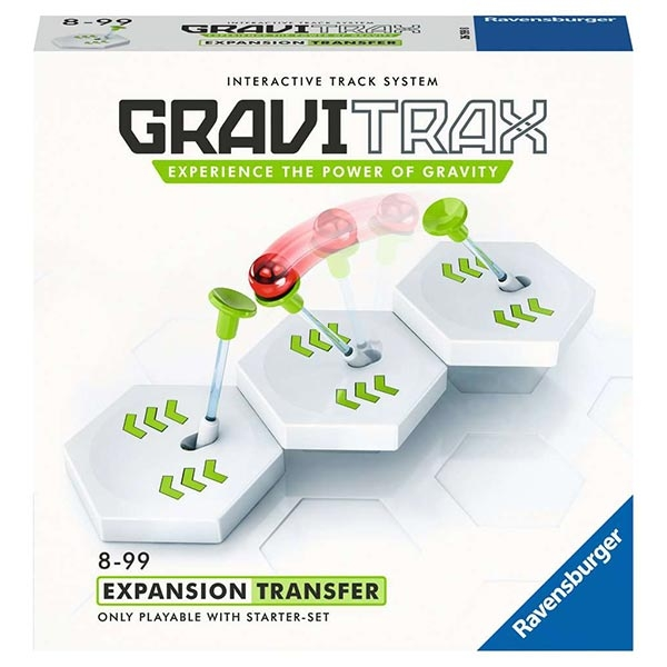 GraviTrax Transfer Dodatak - Oseti Snagu Gravitacije - Ravensburger društvena igra RA26159 - ODDO igračke