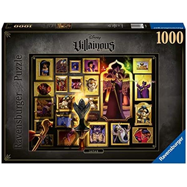 Ravensburger puzzle (slagalice) 1000ps- Disney Villainous - Jafar RA15023 - ODDO igračke
