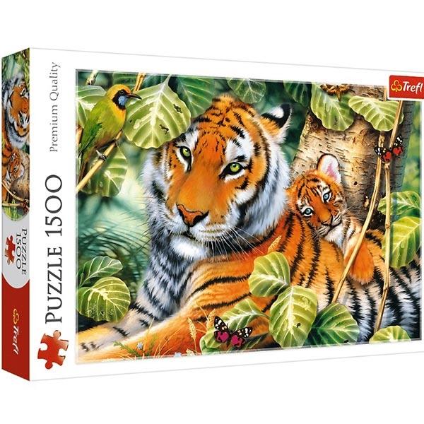 Trefl Puzzla 1500 pcs Two Tigers 26159 - ODDO igračke