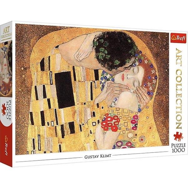 Trefl Puzzla 1000 pcs Art Collection The Kiss 10559 - ODDO igračke