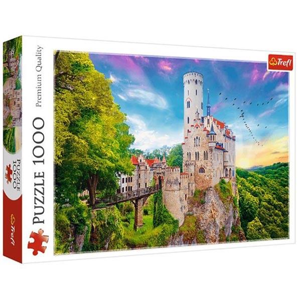 Trefl Puzzla 1000 pcs Lichtenstein Castle Germany 10497 - ODDO igračke