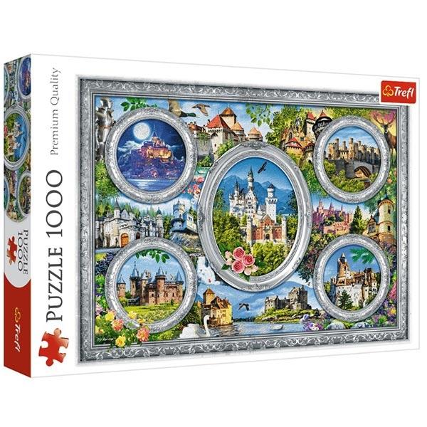 Trefl Puzzla 1000 pcs Castles of the World 10583 - ODDO igračke