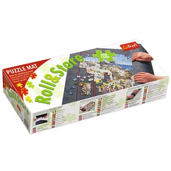 Podloga za Puzzle Trefl Roll and Store od 500 do 1500 pcs 60985 - ODDO igračke