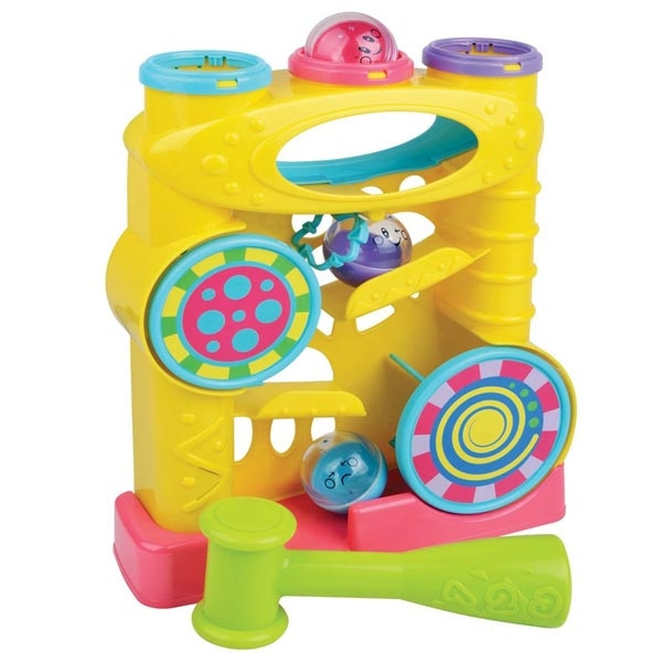 Kula sa lopticama i čekićem Redbox 25/25646-1 - ODDO igračke