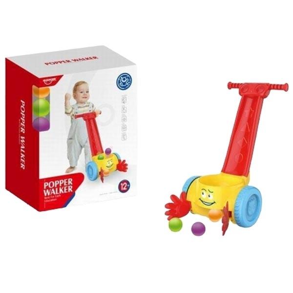 Baby Edu kolica sa lopticama Poper Walker MX0215416 - ODDO igračke