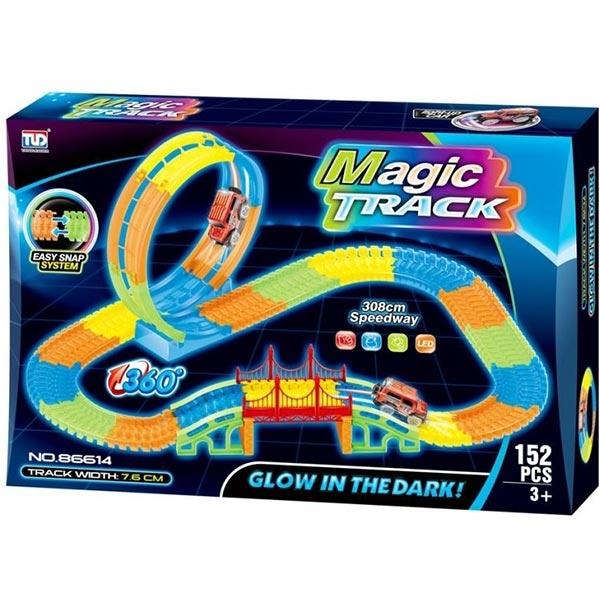Magic Track Svetleća Staza 152 dela 42917 - ODDO igračke