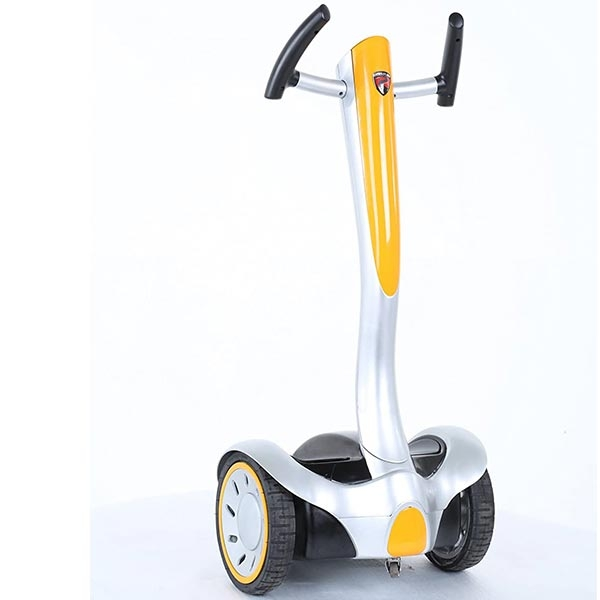 Rollplay Dečji Self-Balancing Electric Scooter 12V Sivi - ODDO igračke
