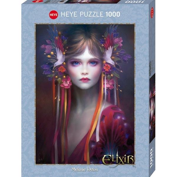 Heye puzzle 1000 pcs Elixir Pretty in Pink 29781 - ODDO igračke