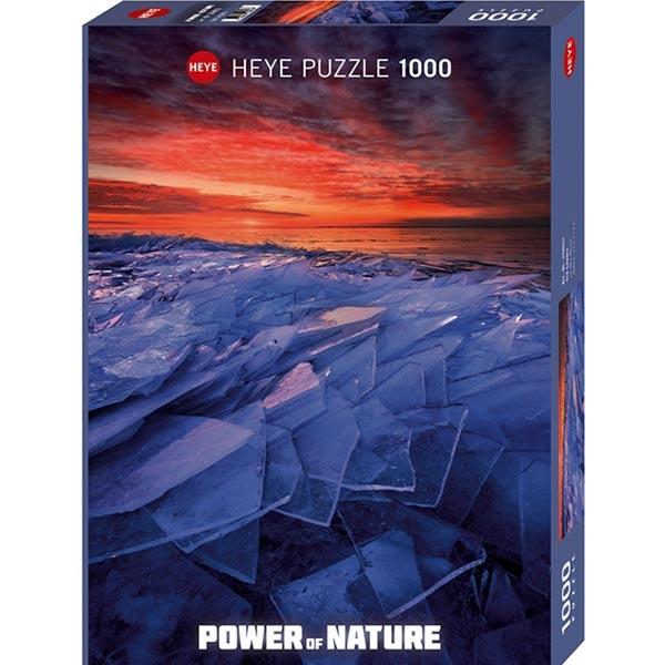 Heyepuzzle 1000 pcs PoN Ledena Ogledala 29862 - ODDO igračke