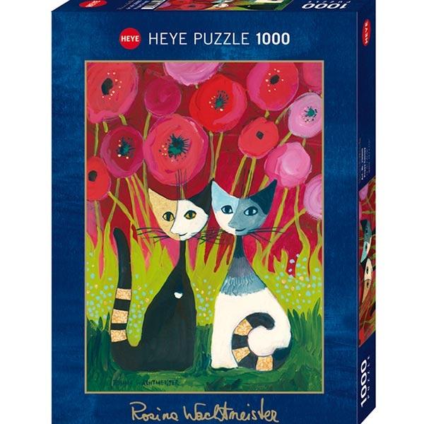 Heye puzzle 1000 pcs Rosina Poppy Canopy 29900 - ODDO igračke