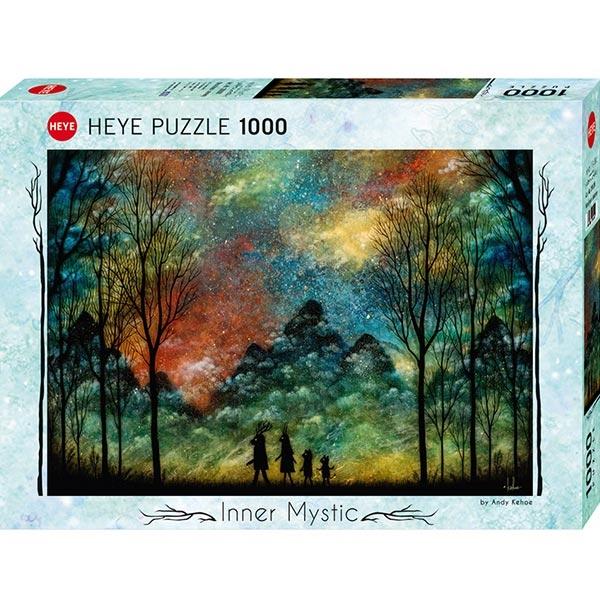 Heyepuzzle 1000 pcs Inner Mystic Čudesno Putovanje 29908 - ODDO igračke