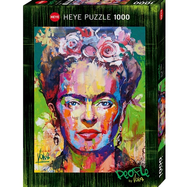 Heye puzzle 1000 pcs People by Voka Frida 29912 - ODDO igračke