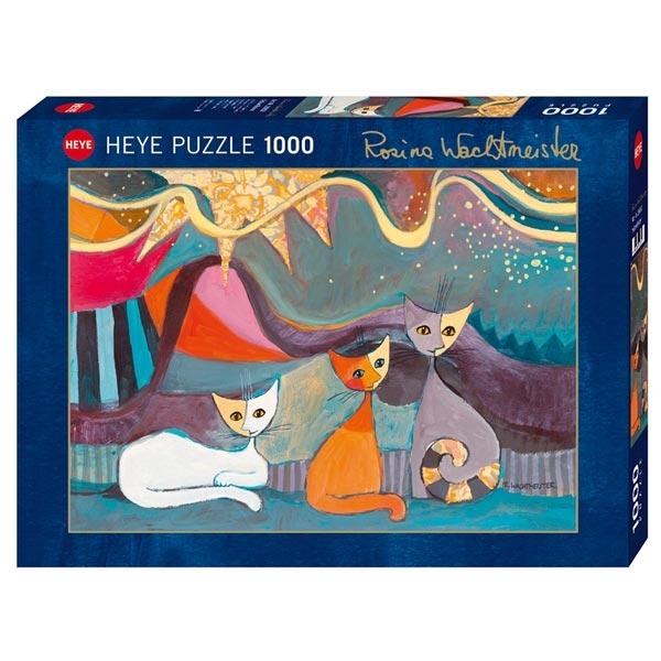 Heye puzzle 1000 pcs Rosina Yellow Ribbon 29853 - ODDO igračke