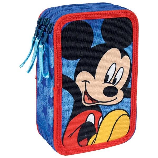 Pernica puna 3zipa Mickey Cerda 2100002499 plavo-crvena - ODDO igračke
