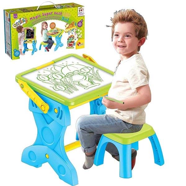 Carotina Edukativni Magični sto LED 3u1 72415 - ODDO igračke