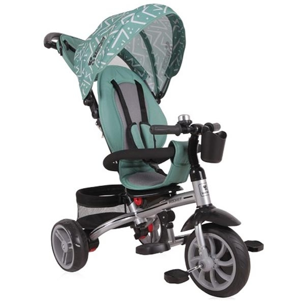 Tricikl Lorelli Rocket Green Lines 10050371993 - ODDO igračke